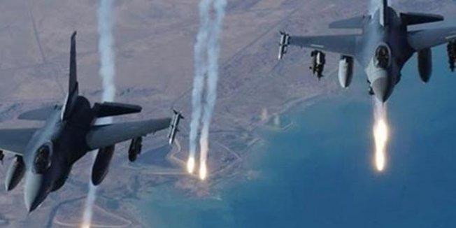 Kandil'e hava harekatı: 11 hedef imha edildi