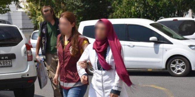 Marmaris'te bir öğretmen gözaltına alındı