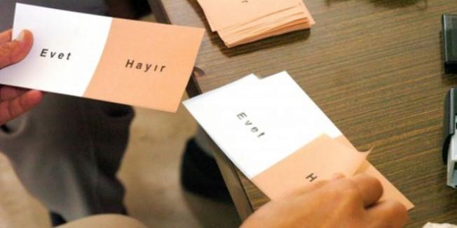 Referandum süreci bu hafta başlıyor