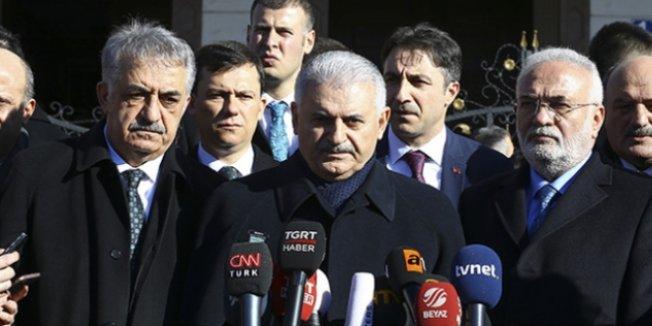 Yıldırım'dan Kılıçdaroğlu'na 'ihanet' yanıtı
