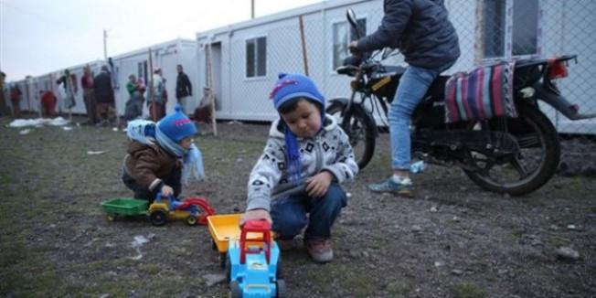 Deprem Bölgesine 'konteyner okullar' kuruluyor