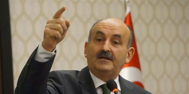 Bakan Müezzinoğlu: 30 yıldan fazla çalışma ücretleri ödenmeye başladı