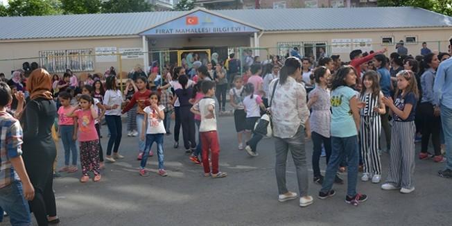 Belediye 40 öğrenci ile 5 öğretmeni Kapadokya'ya gönderdi