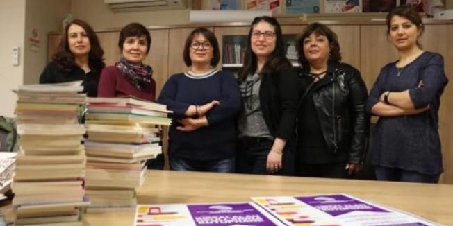 Mühendisler, okullara kütüphane için kolları sıvadı