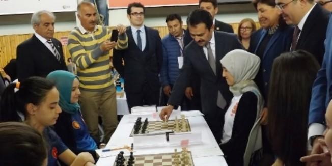 Okul Sporları Satranç Türkiye Birincileri belirlendi