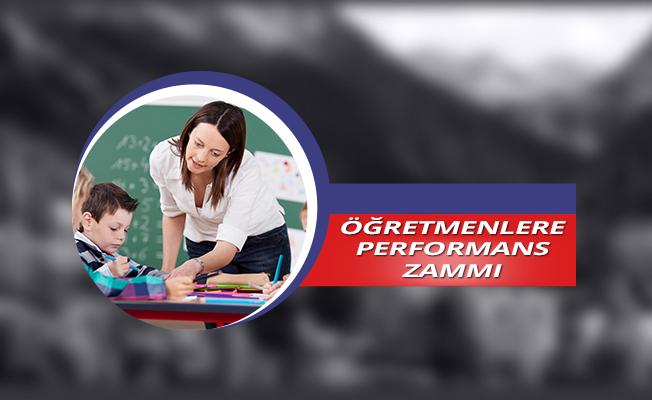 Kariyer basamakları sisteminde öğretmene performans zammı verilecek