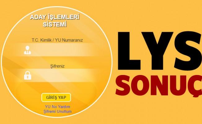 LYS sınav sonuçları! 2017 ÖSYM son dakika açıklaması...