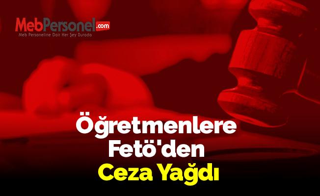 Öğretmenlere Fetö'den Ceza Yağdı