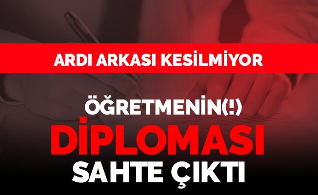 Sahte öğretmen skandalı: Öğretmenin ODTÜ diploması sahte çıktı