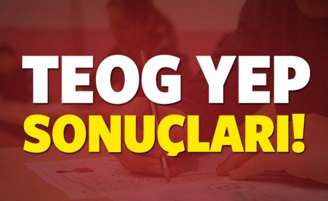 2017 TEOG (YEP) Yerleştirme Esas Puanları E-Okul'dan öğren!