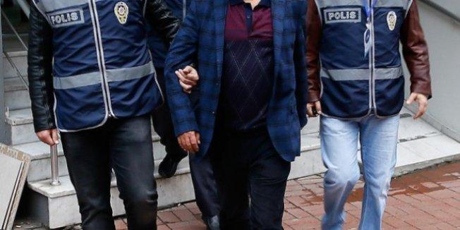 Trabzon'da ihraç edilen memur dahil 8 kişiden 4'ü tutuklandı