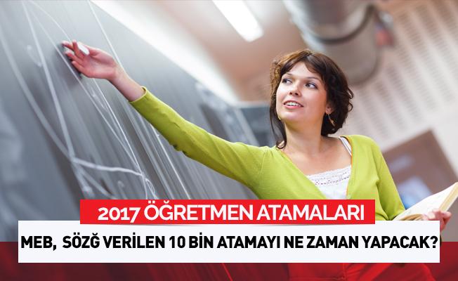 Mülakat Mağduru Öğretmenler 10 Bin Ek Atama Müjdesi Bekliyor