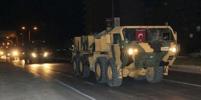 Türk Askeri, İdlib bölgesine girdi