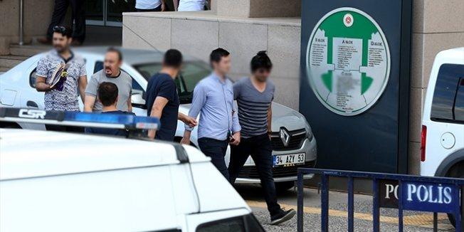 Ağrı'da öğretmenlerin de olduğu 10 kişi tutuklandı