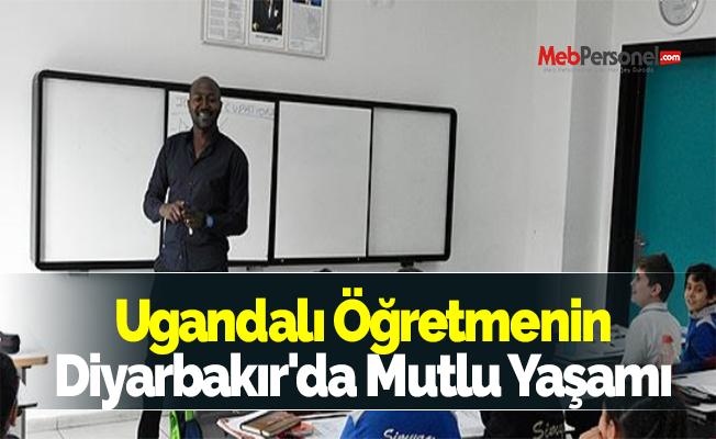 Ugandalı Öğretmenin Diyarbakır'da Mutlu Yaşamı