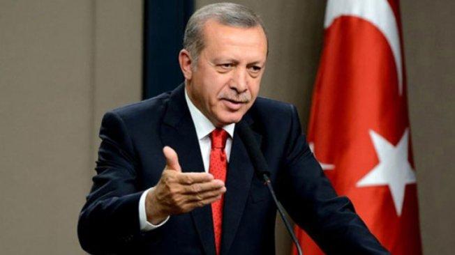 Cumhurbaşkanı Erdoğan: 'Kuru sözle, sadece eleştirmekle bir yere varılmıyor'