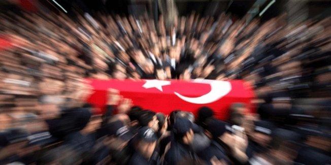 Afrin'den acı haber! Piyade Üsteğmen şehit oldu