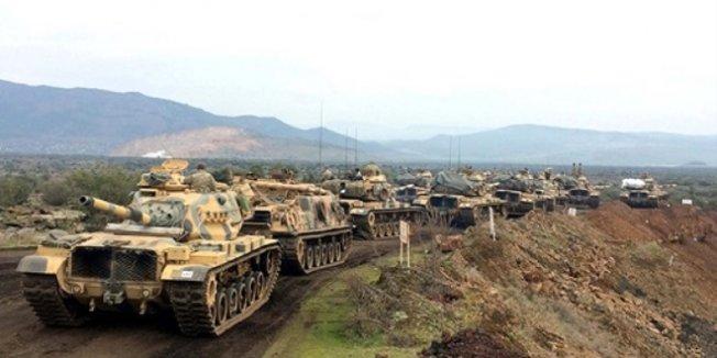 TSK, stratejik öneme sahip Burseya Dağı'nı ele geçirdi