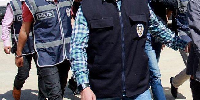 FETÖ'nün astsubay yapılanmasında 1 öğretmen 15 astsubaya gözaltı