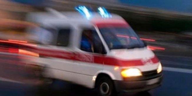 Öğrenci servisi devrildi: 15 yaralı