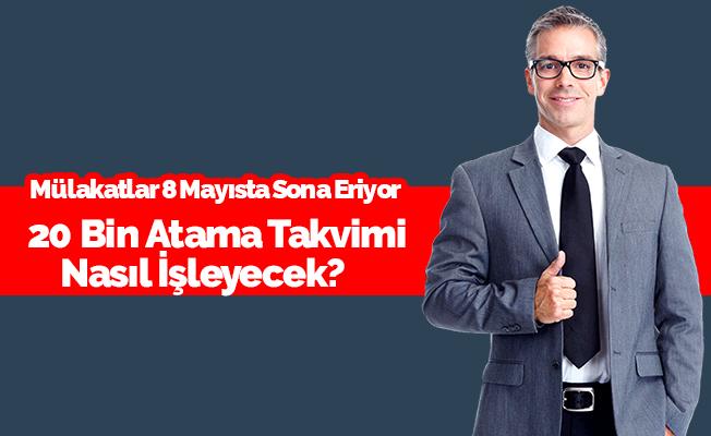 Öğretmen Atama Mülakatları 8 Mayıs'ta Tamamlanacak