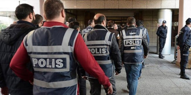 Yüksek rütbelilere FETÖ'den 101 gözaltı kararı