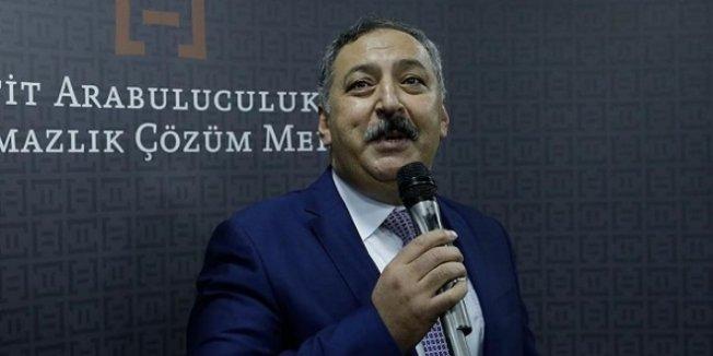 'En yüksek devlet memuru' atandı