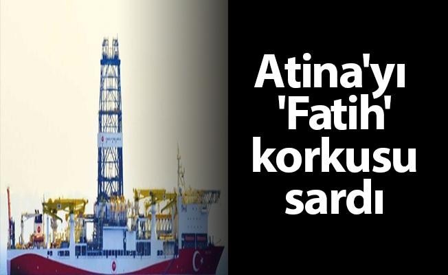 Atina'yı 'Fatih' korkusu sardı