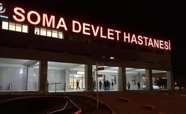 Soma'da kömür madeninde göçük: 11 yaralı