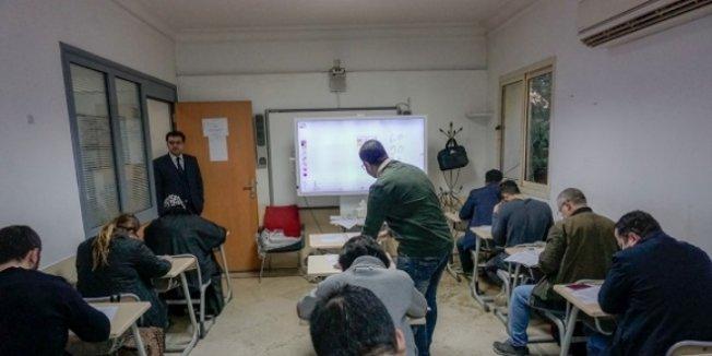 AÜ Açıköğretim Sistemi'nin Mısır'daki ilk sınavı yapıldı