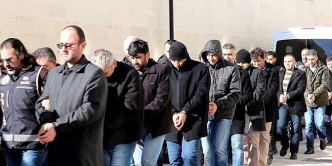 500 FETÖ üyesini mahrem imamlara örgüt okulunda zimmetlemişler