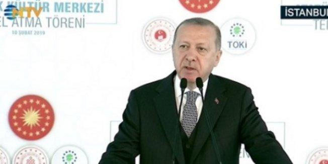 Erdoğan: Kitap ve süreli yayınlarda KDV sıfırlanacak