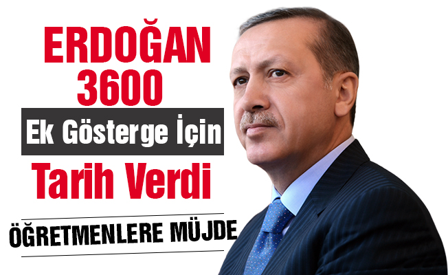 Erdoğan: Ek göstergeyi seçimden sonra ele alacağız