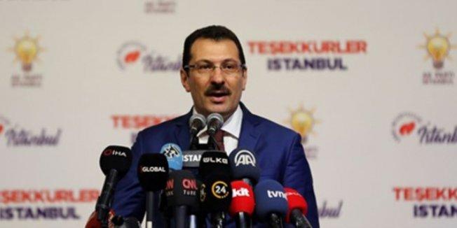 AK Parti'li Yavuz: Oy farkı 18 binin altına indi