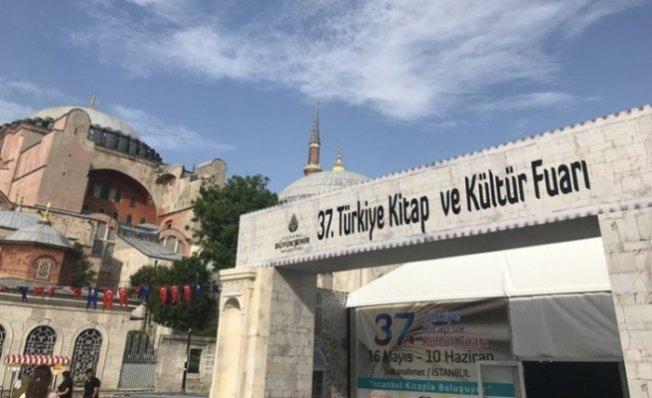 Sultanahmet Kitap Fuarı bugün kapılarını açıyor