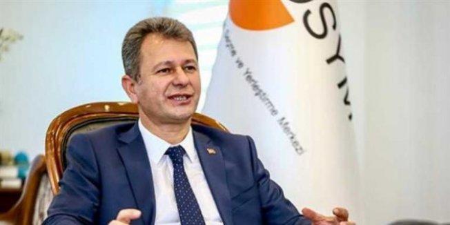 ÖSYM Başkanı: Sınav sorunsuz tamamlandı