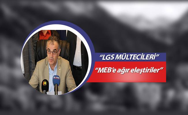 LGS MÜLTECİLERİ
