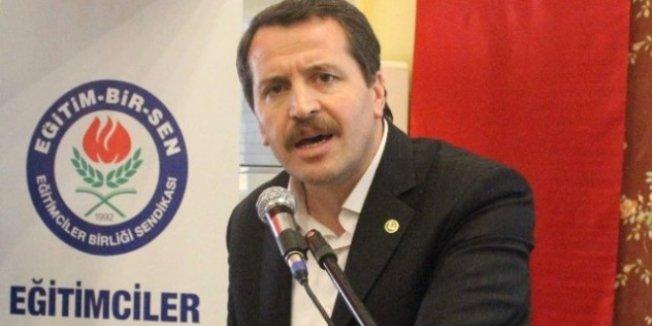 Ali Yalçın: Teklifi alınca kamuoyu ile paylaşacağız