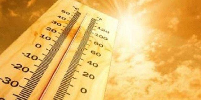 Meteoroloji uyardı...Sıcaklıklar 10 derece artacak
