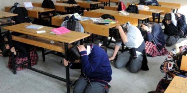 Okullardaki deprem güvenliği için kredi
