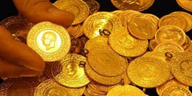 Çeyrek altın günü 447,00 TL'den tamamladı 13.09.2019 altın gram fiyat güncel
