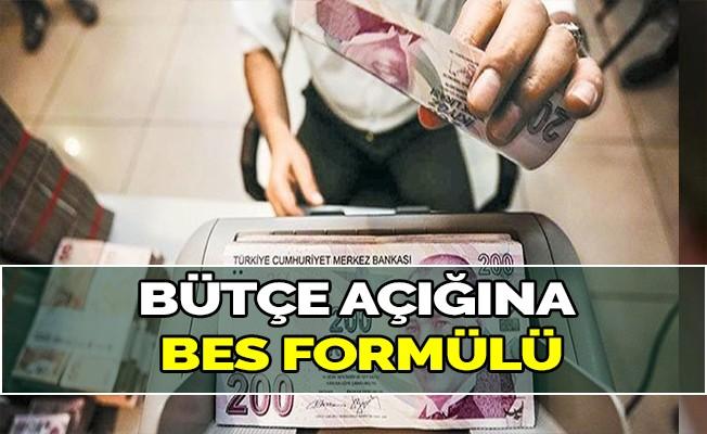 Bütçe açığına BES formülü