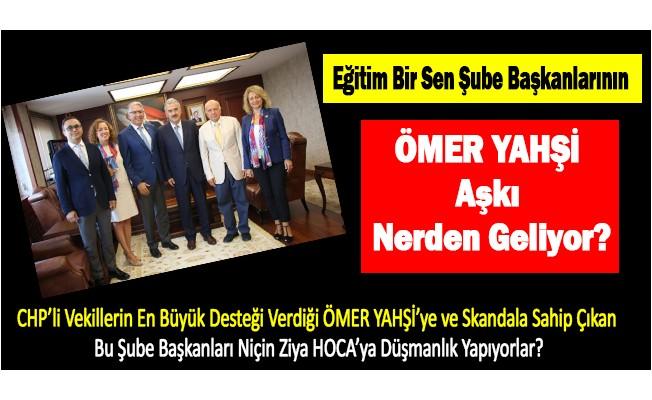 İzmir Milli Eğitim Müdürünün Rotary Skandalına EBS'li Şube Başkanları Neden Sahip Çıkıyor?