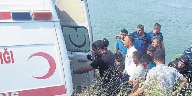 Lise öğrencisi sulama kanalı kenarında ölü bulundu