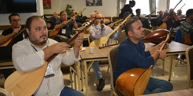 İTÜ'den müzik öğretmenlerine müzik dersi