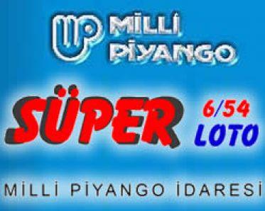 29 Kasım Süper Loto Sonuçları 29.11.2012