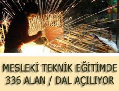 336 Yeni Alan / Dal Açılıyor...
