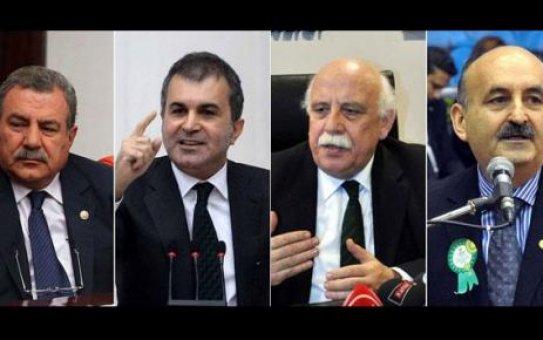 4 yeni bakanın atama kararları Resmi Gazete'de