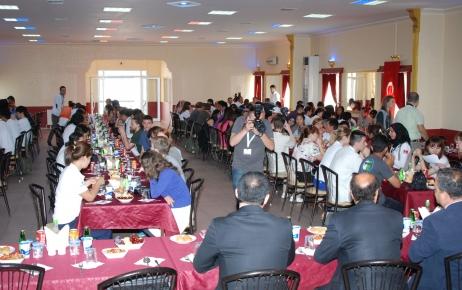 44 ülkeden 150 öğrenci Sincan'da ağırlandı