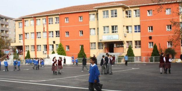 5. sınıflar da okula uyum programında